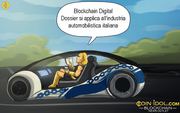 Dossier digitale Blockchain applicato nell'industria automobilistica italiana