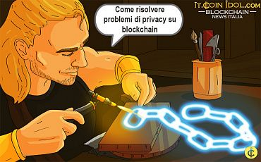 Come risolvere problemi di privacy su blockchain