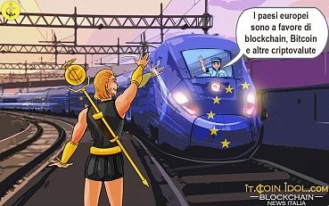 Top 5 Nazioni europee Blockchain e Cryptocurrency-Friendly